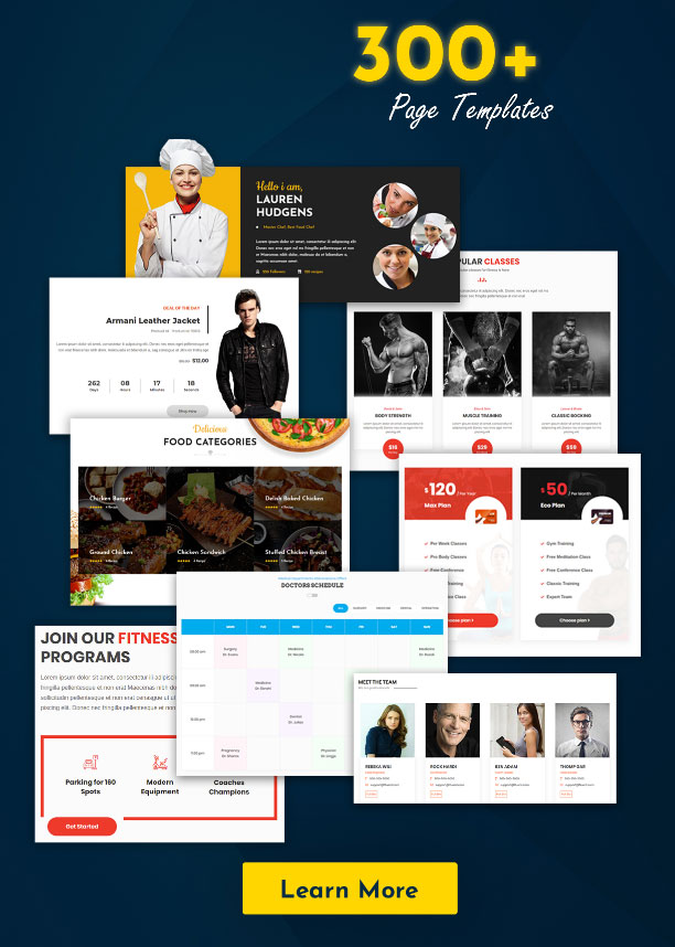 Ronby Premium WordPress theme
