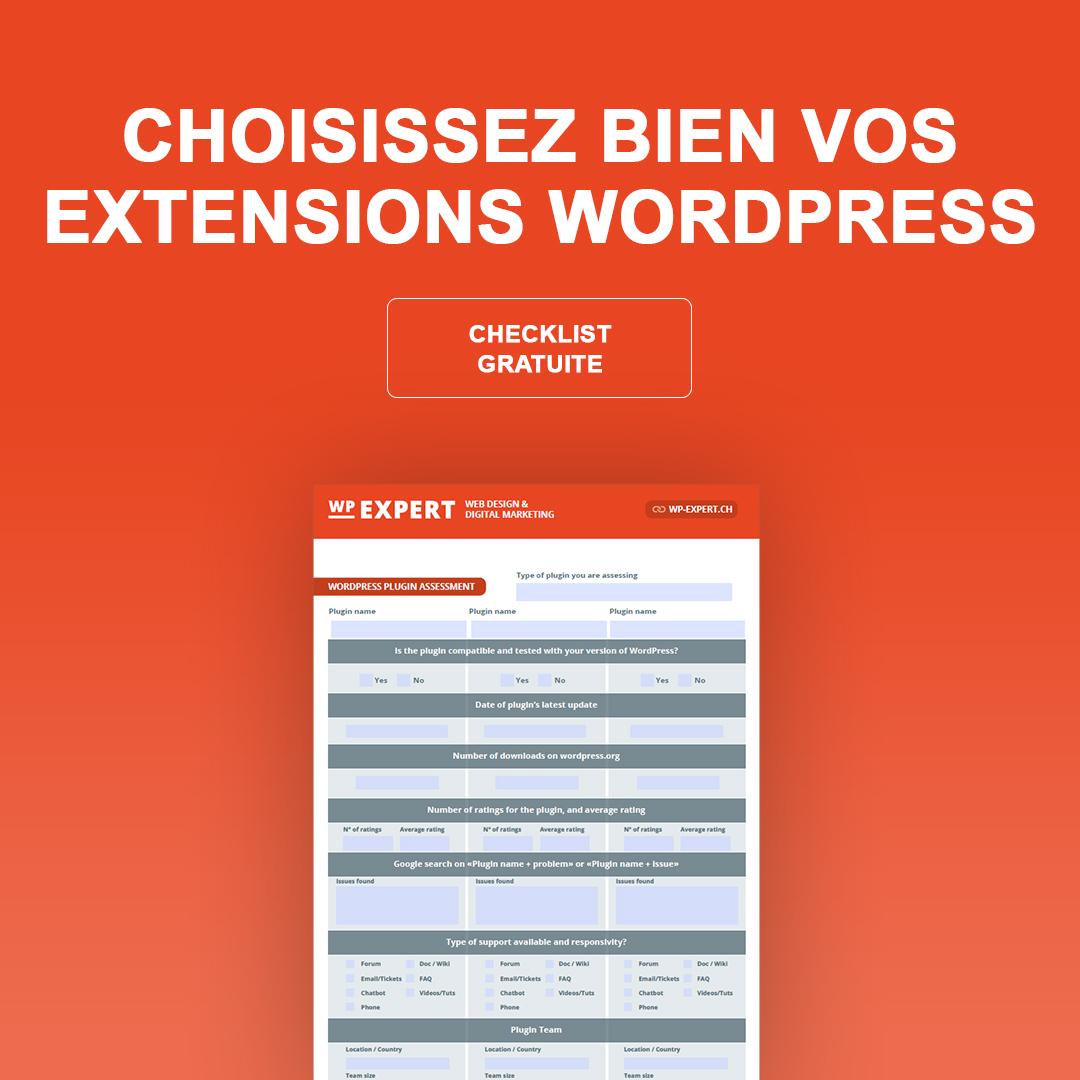 WordPress plugin assessment preview